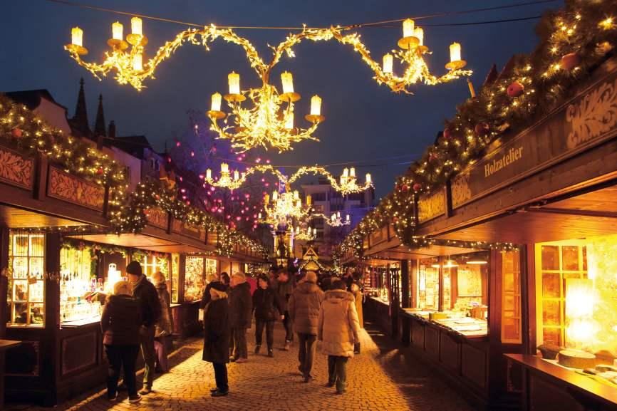 Der Weihnachtsmarkt in der Kölner Altstadt: Handwerk erleben und Leckereien genießen - copyright: Heinzels Wintermärchen Köln
