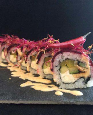MakiMaki Sushi Green in Köln: Sushi-Genuss auch für Veganer und Allergiker copyright: MakiMaki Sushi Green