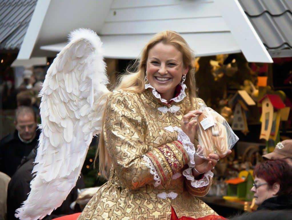 Ein Weihnachtsmarkt für Groß und Klein - copyright: Markt der Engel