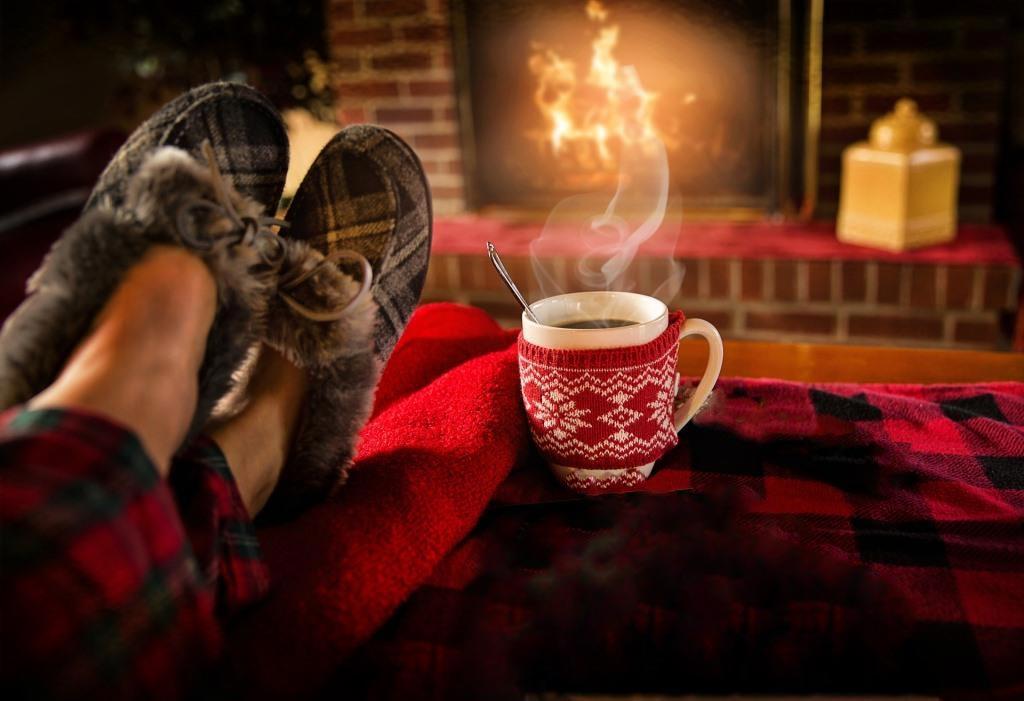 Eine warme Atmosphäre gegen die Winter-Kälte copyright: pixabay!