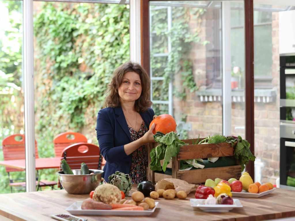 Astrid Waligura ist Journalistin, Diplom-Sportlehrerin und Gründerin des Ernährungs- und Bewegungsprojektes DiabetesGenuss in Köln. copyright: CityNEWS / Alex Weis