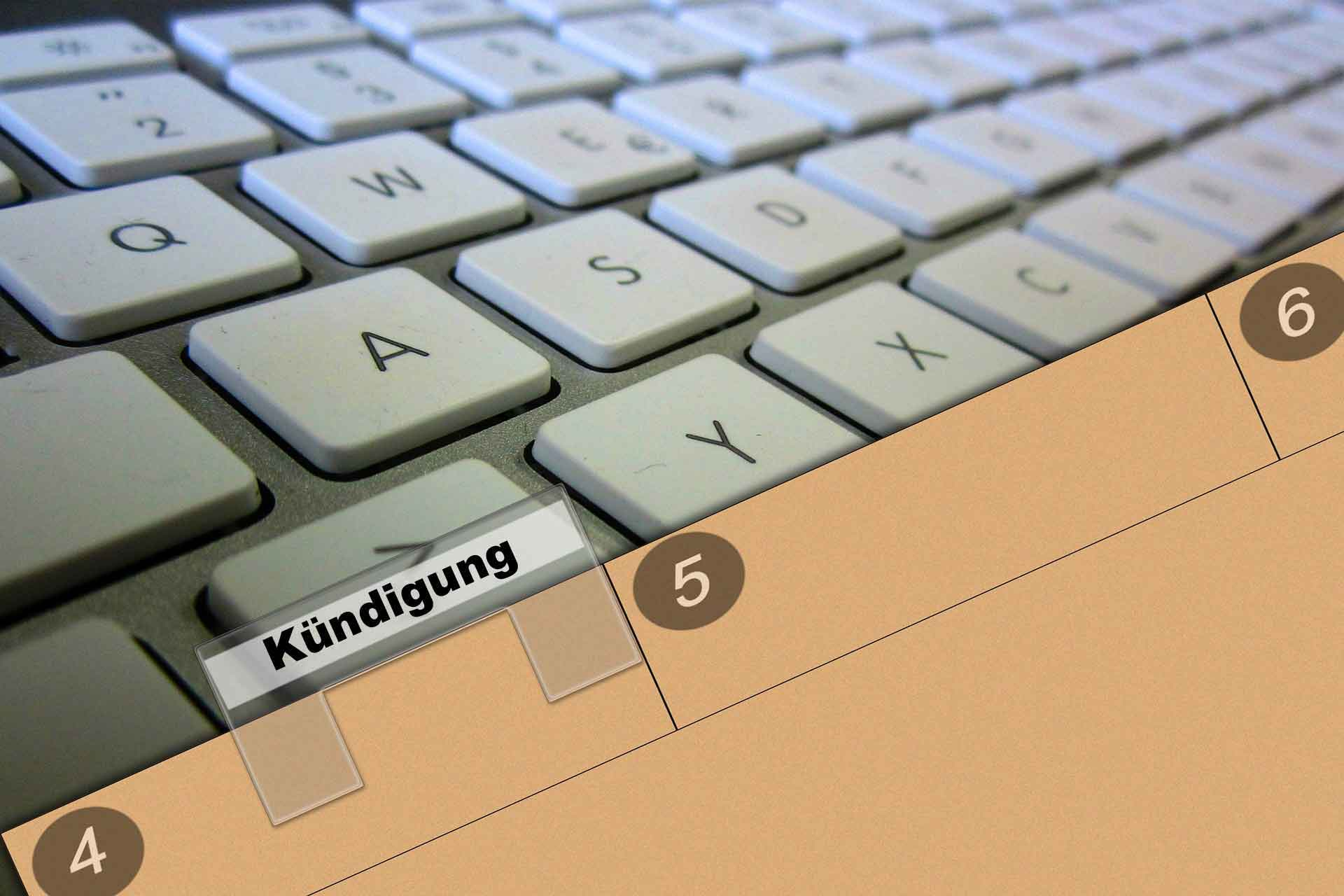 Kündigung: Alles über Fristen, Dokumente und wie es weiter geht! copyright: pixabay.com