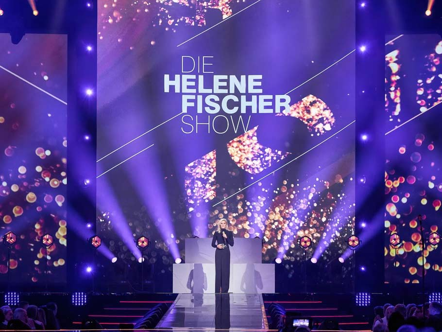 Das erwartet Sie zur Helene Fischer Show 2018 im ZDF copyright: ZDF / Rene Langer