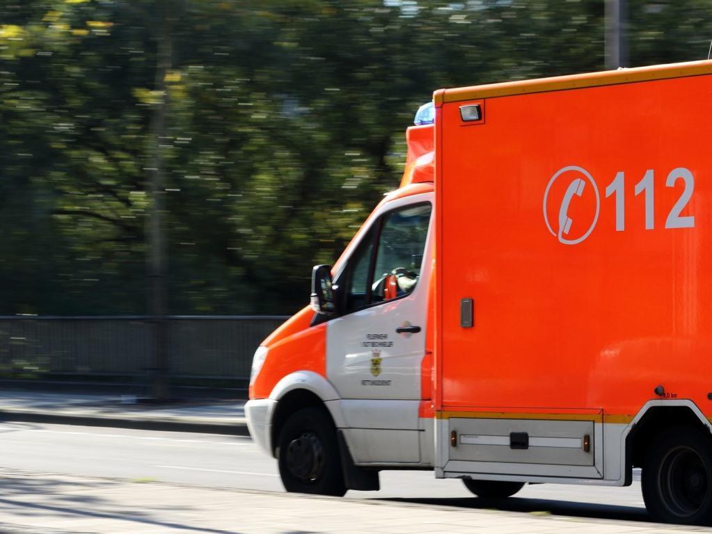 im Evakuierungsgebiet müssen zahlreiche Krankentransporte durchgeführt werden. copyright: pixabay.com