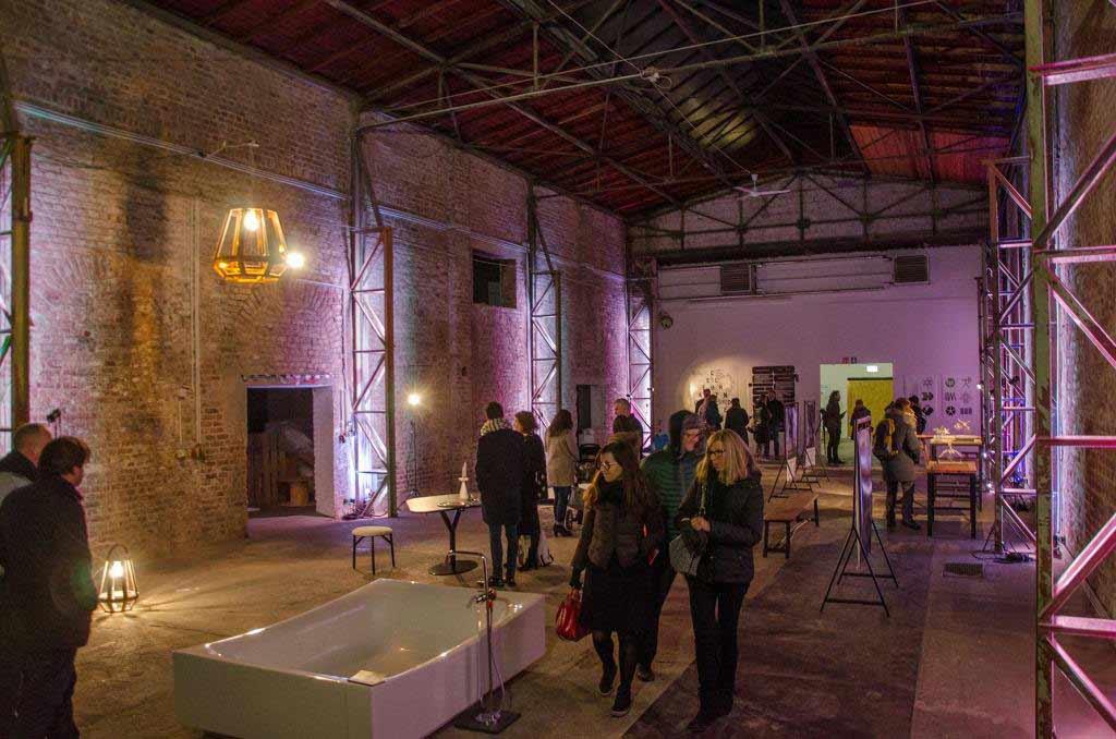 Doppeltes Jubiläum für die Kölner Design-Show PASSAGEN copyright: Wolfgang Burat