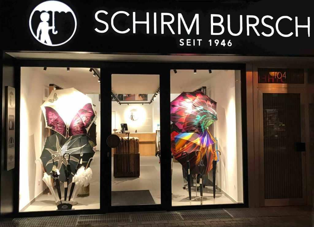 Schirm Bursch in Köln: Erfolgsgeschichte geht weiter copyright: Schirm Bursch