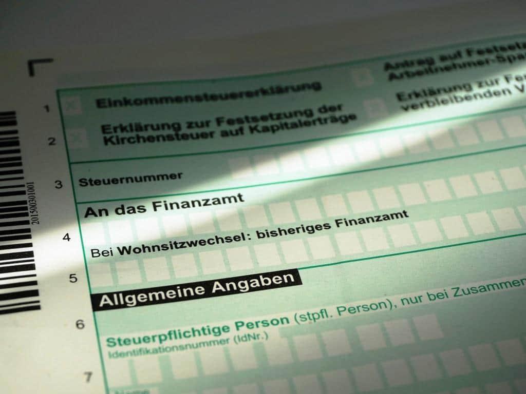 Allgemeine Veränderungen bei den Steuern copyright: pixabay.com