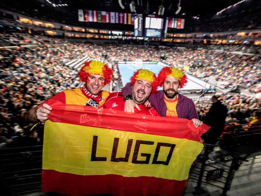An den ersten beiden Tagen haben bereits über 117.000 Fans die Kölner WM-Spiele besucht in der LANXESS arena besucht. copyright: LANXESS arena / Eduard Bopp Fotografie Köln