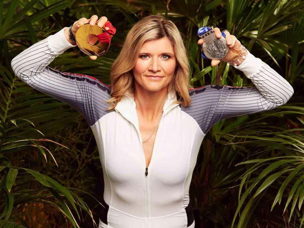 Bob-Olympiasiegerin Sandra Kiriasis Foto: MG RTL D / Arya Shirazi Alle Infos zu Ich bin ein Star - Holt mich hier raus! im Special bei RTL.de