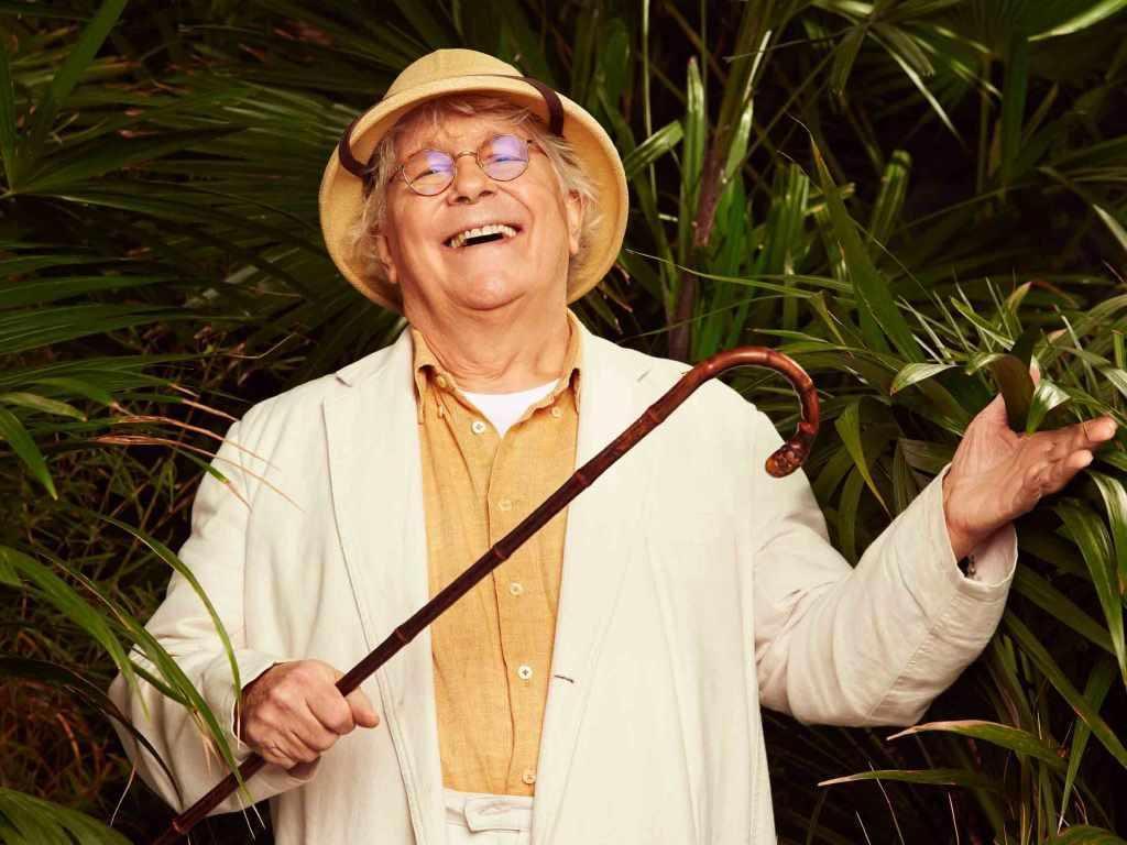 Schauspieler und Stimme von Alf Tommi Piper muss das Dschungelcamp verlassen. Foto: MG RTL D / Arya Shirazi Alle Infos zu Ich bin ein Star - Holt mich hier raus! im Special bei RTL.de