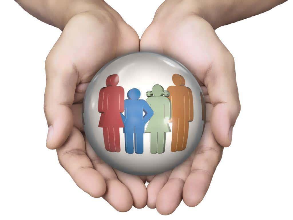 Risikovorsorge für junge Familien copyright: pixabay.com