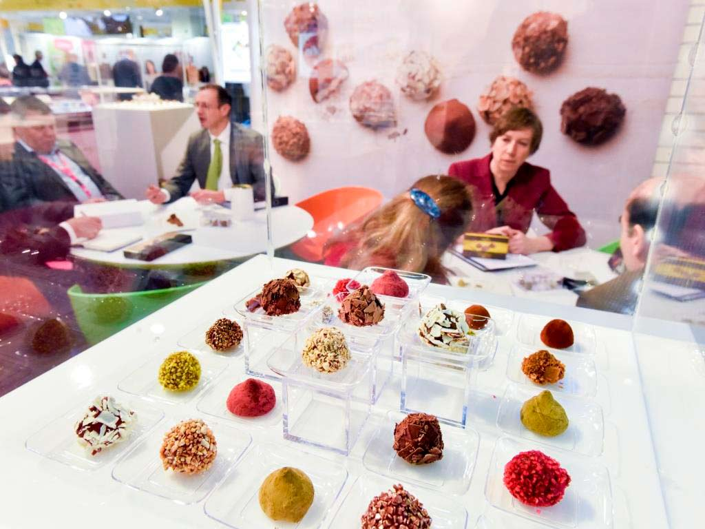 ISM 2019: Individualität ist Trumpf bei Süßigkeiten und Snacks copyright: Koelnmesse GmbH / Thomas Klerx