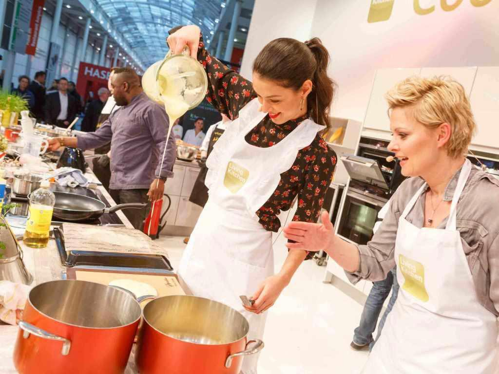 Food-Market: Das besondere Geschmackserlebnis copyright: Koelnmesse GmbH / Andreas Hagedorn