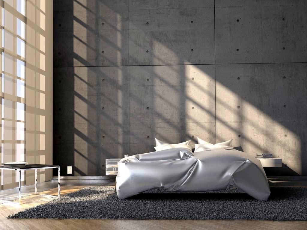 Minimalistisch, aufgeräumt und systematisch: Der Trend für das Schlafzimmer. copyright: pixabay.com
