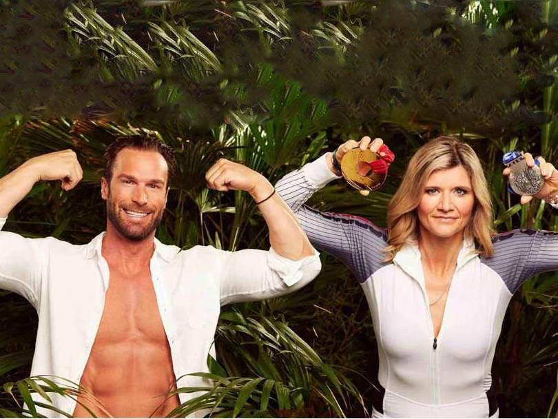 Doppelter Rauswurf: Bastian Yotta und Sandra Kiriasis müssen das Dschungelcamp 2019 verlassen. Foto: MG RTL D / Arya Shirazi Alle Infos zu Ich bin ein Star - Holt mich hier raus! im Special bei RTL.de