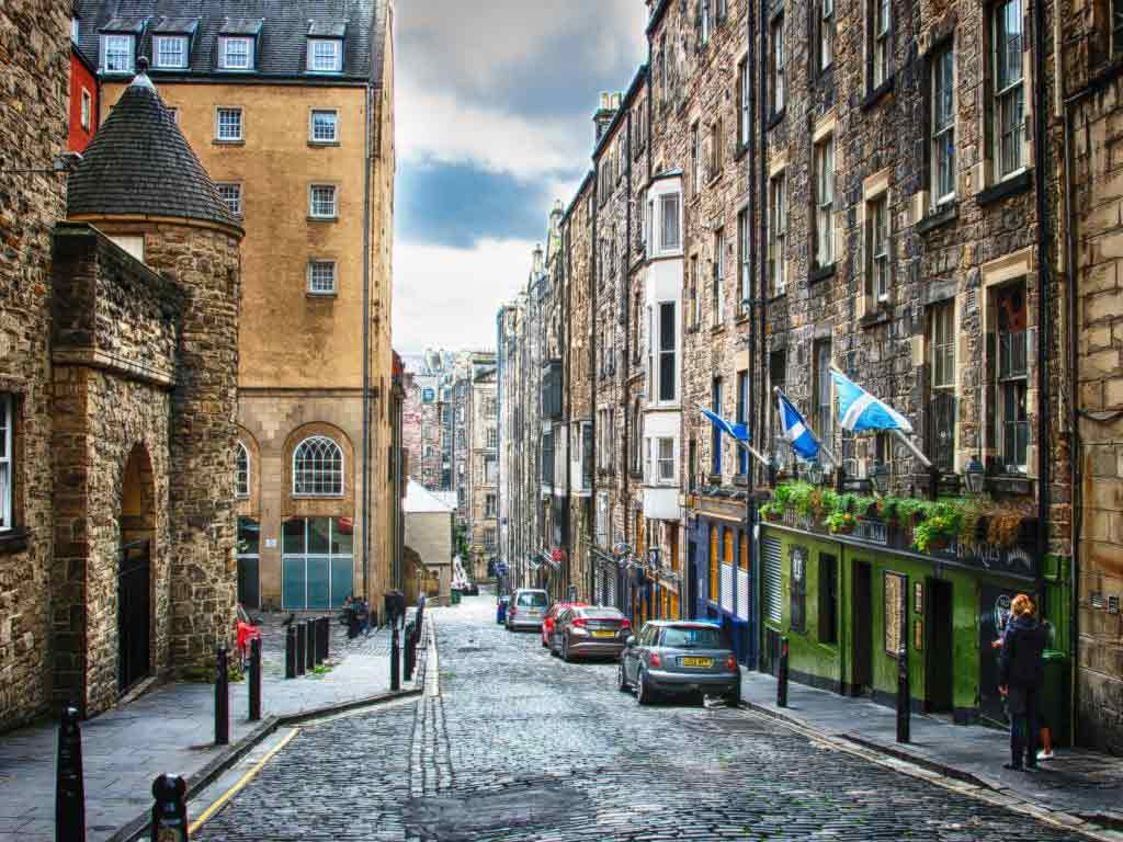 Magisches Edinburgh copyright: pixabay.com
