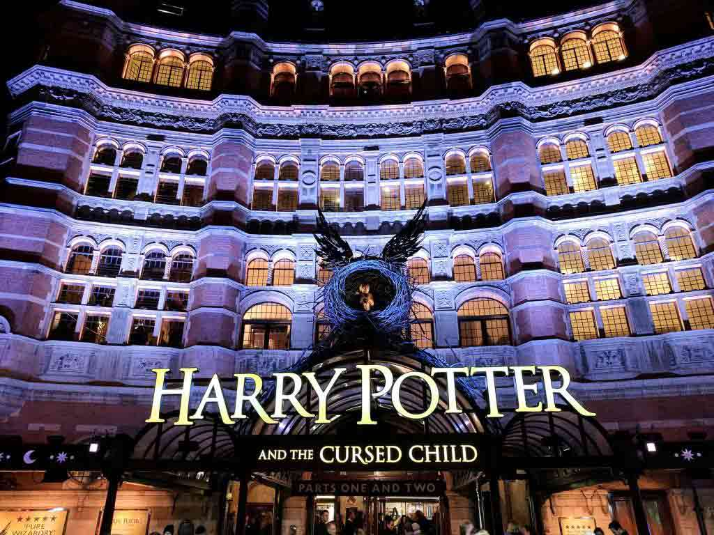 Harry Potter and the Cursed Child - das Theater copyright: pixabay.com