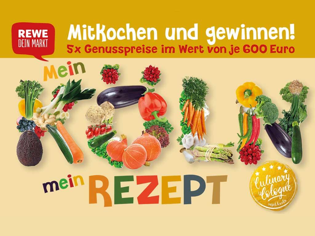 """Das Gewinnspiel zu: """"Mein Köln. Mein Rezept."""" copyright: KoelnTourismus GmbH"""
