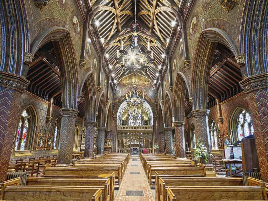 St. Giles Cathedral in Edinburgh copyright: pixabay.com