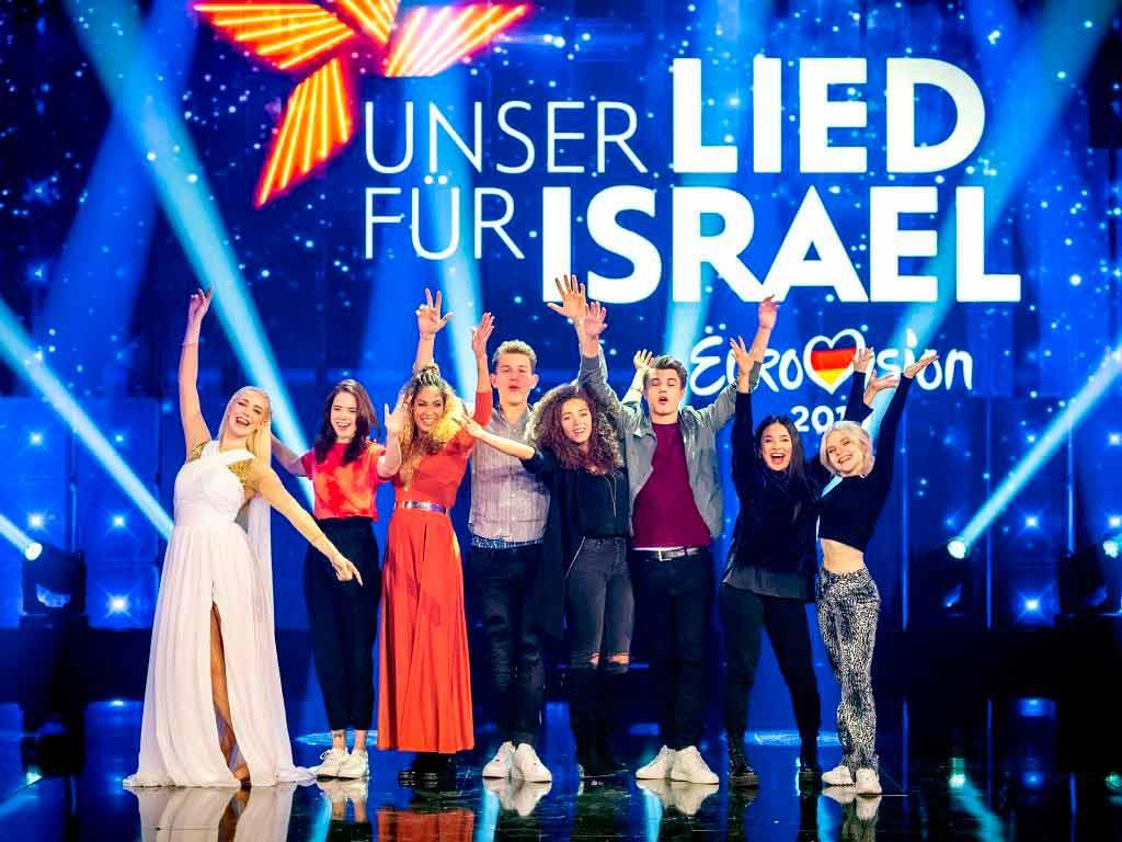 Wer darf für Deutschland zum Eurovision Song Contest 2019 nach Israel? copyright: NDR / Julian Rausche