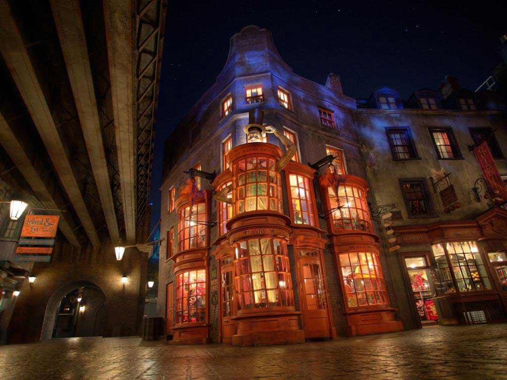 Bei Ausstellungen und Führungen auf den Spuren von Harry Potter. copyright: pixabay.com