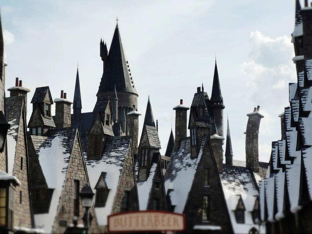 Harry Potter Freizeitparks copyright: pixabay.com