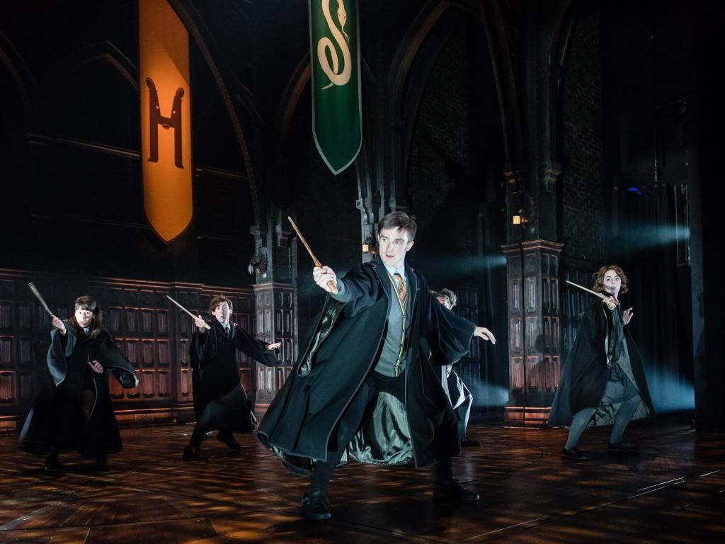 Shows und Aufführungen rund m Harry Potter copyright: Manuel Harlan