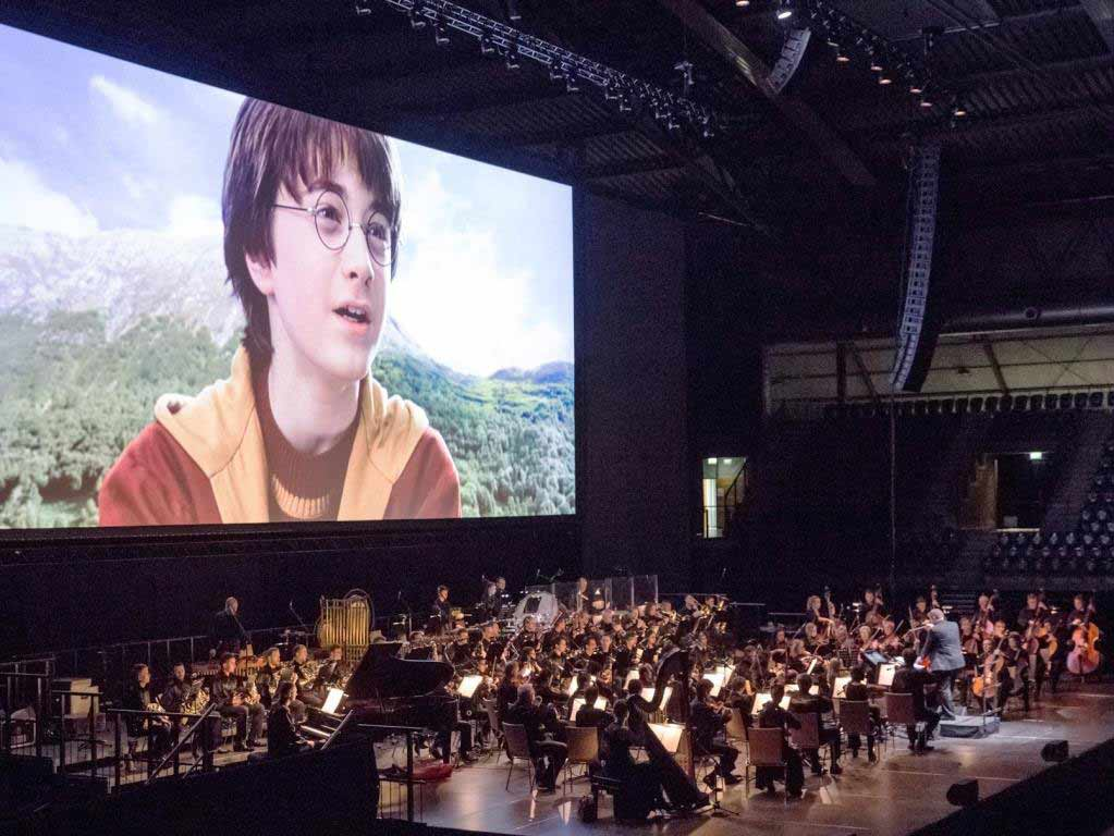 Harry Potter in Concert copyright: Frank Embacher