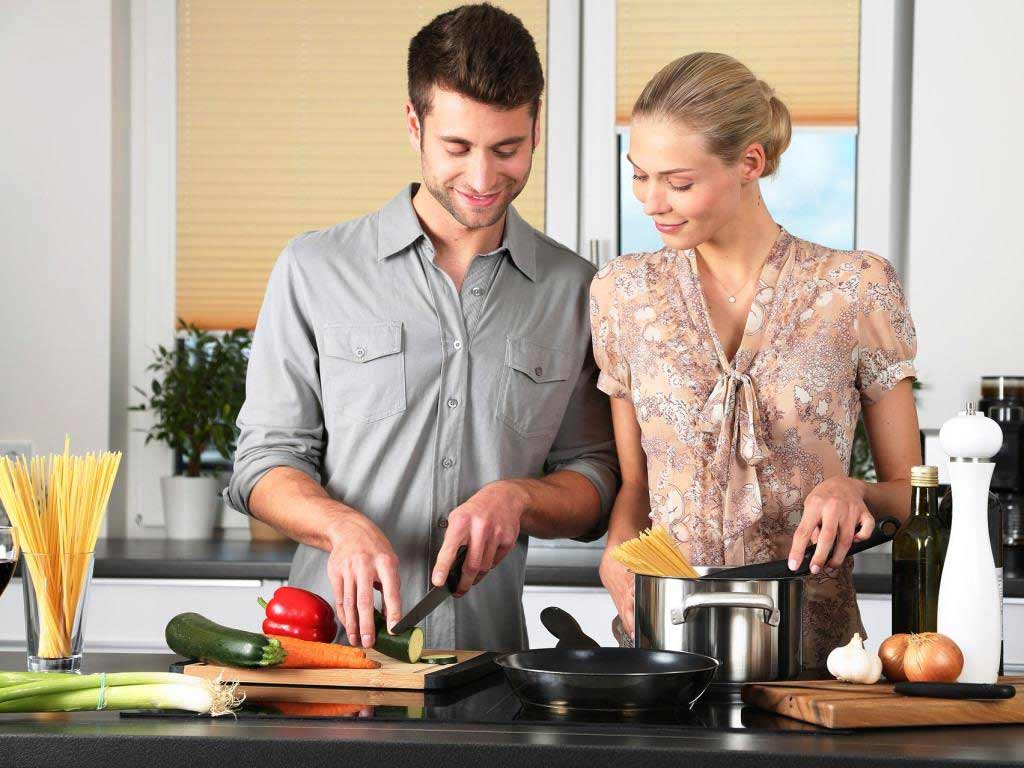 In den Städten der Welt wird in den heimischen Küchen sehr international gekocht. copyright: pixabay.com