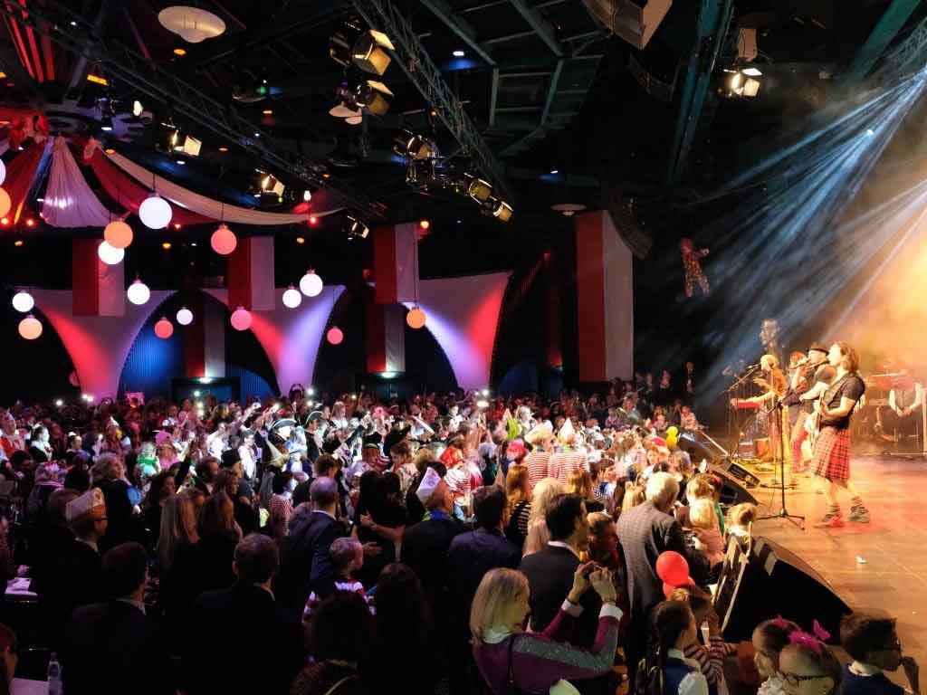 Spagat zwischen Kommerz und Kulturgut copyright: Festkomitee Kölner Karneval