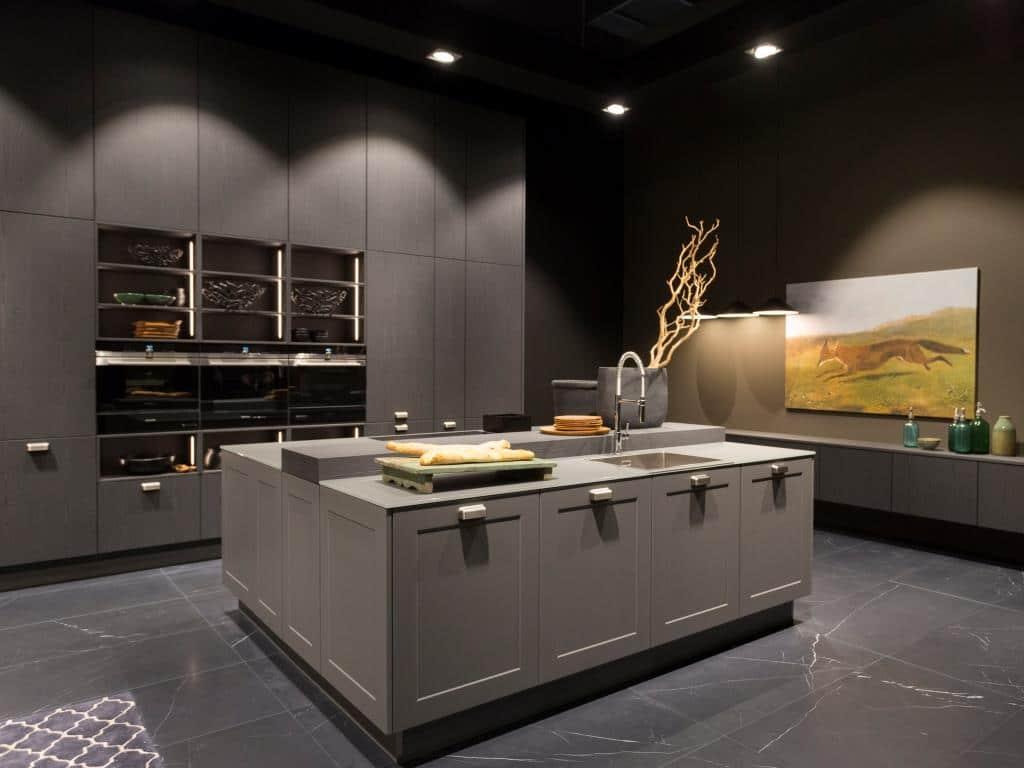 Wie wird die Küche der Zukunft aussehen? copyright: Koelnmesse GmbH, Harald Fleissner