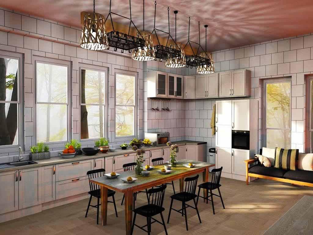 wohnen in der zukunft die k che themen special teil 2 citynews. Black Bedroom Furniture Sets. Home Design Ideas