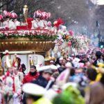 Beste Sicht auf das bunte Treiben copyright: Festkomitee Kölner Karneval