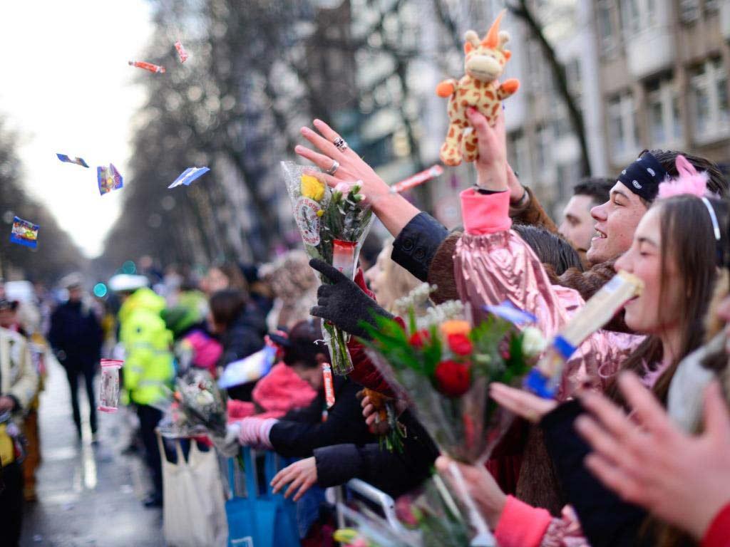Der Kölner Karneval hat eine Wirtschaftskraft von rund 600 Millionen Euro. copyright: Festkomitee Kölner Karneval