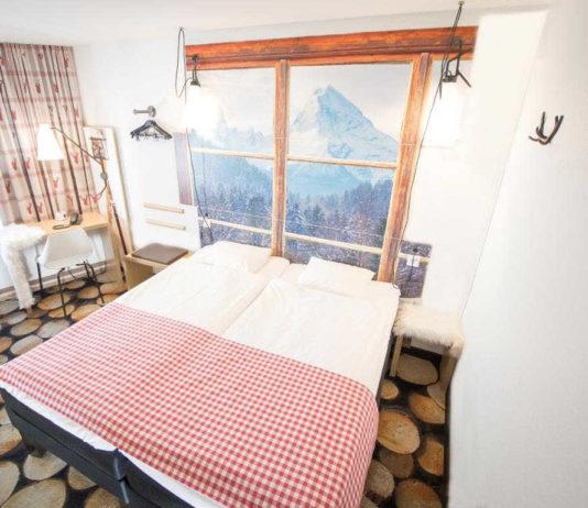 Im ibis Hotel Köln Centrum können Gäste Alpenzauber mitten in der Domstadt erleben. copyright: Dirk Loerper