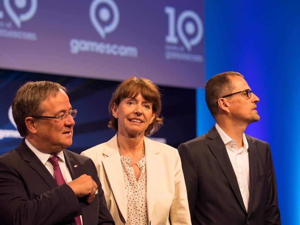 Kölns Oberbürgermeisterin Henriette Reker sieht wichtiges Signal für Standort copyright: CityNEWS