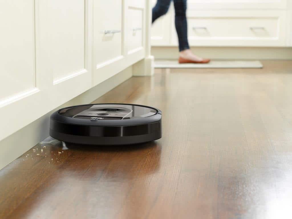 Gewinnen Sie bei CityNEWS den neuen iRobot i7+ Saugroboter inklusive Clean Base im Wert von 1.199 Euro! copyright: iRobot