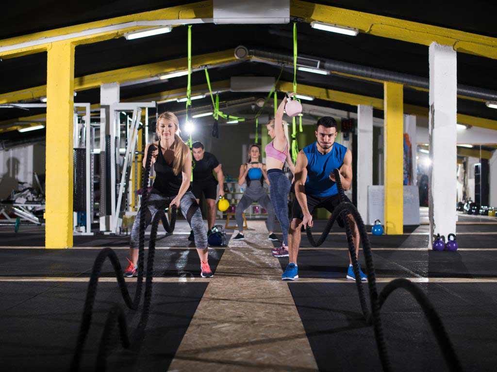Wochenend-Tickets zur Fitnessmesse FIBO in Köln nur noch für Sonntag erhältlich! copyright: Envato / dotshock