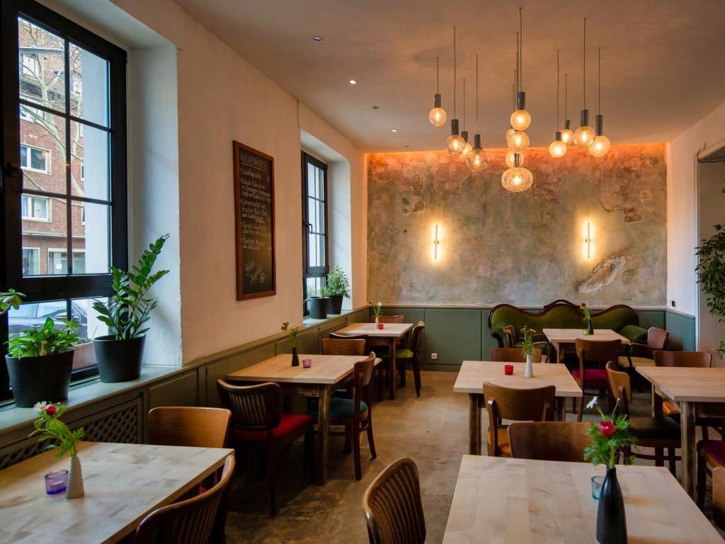 mb café & bar: Ein Klettenberger Bistro mit Event-Charakter wird zum Veedelstreff copyright: CityNEWS / Alex Weis