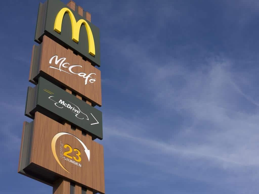 Mc Donald´s gilt als Vorreiter des Franchise-Systems. copyright: pixabay.com