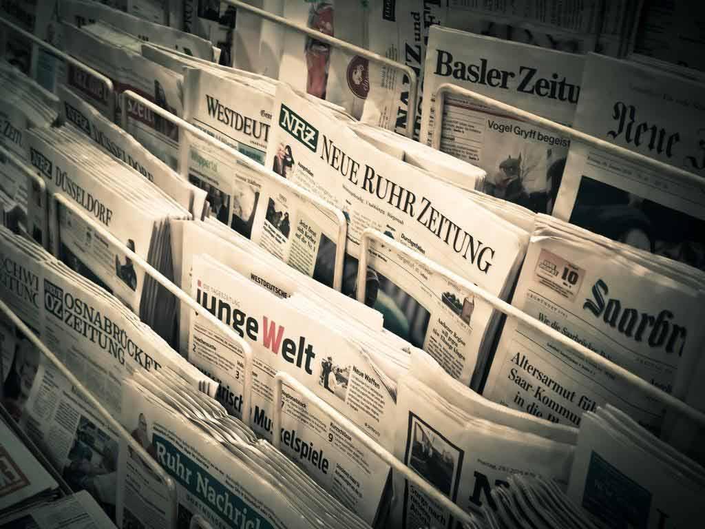Medienhäuser und für Urheber sollen durch die Reformen geschützt werden. copyright: pixabay.com