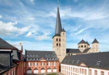 Die Abtei Brauweiler ist ein Juwel voller Geschichte und Kultur im Kölner Umland. copyright: Silvia M. Wolf