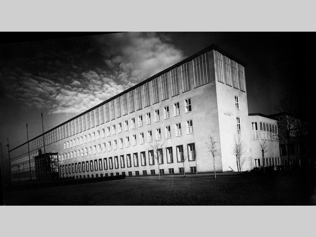 Das Hauptgebäude der Uni Köln im Jahr 1938 copyright: Rheinisches Bildarchiv Köln, RBA-Nr.: 286581