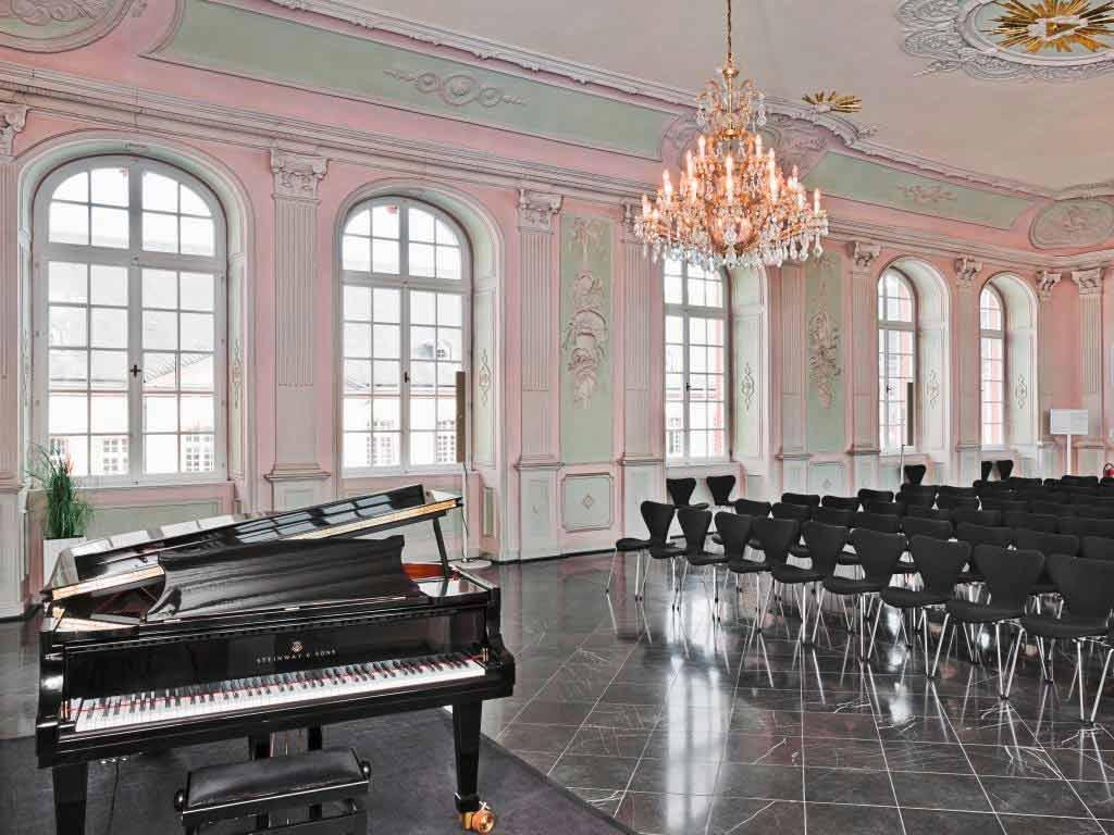 Regelmäßig Veranstaltungen im LVR-Kulturzentrum copyright: Viola Blumrich