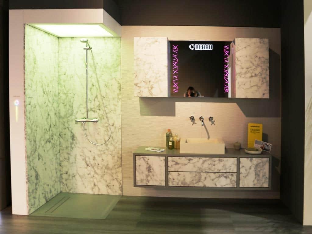 Das Bad wird zur Wohlfühloase copyrights: Let´s be smart / Koelnmesse GmbH