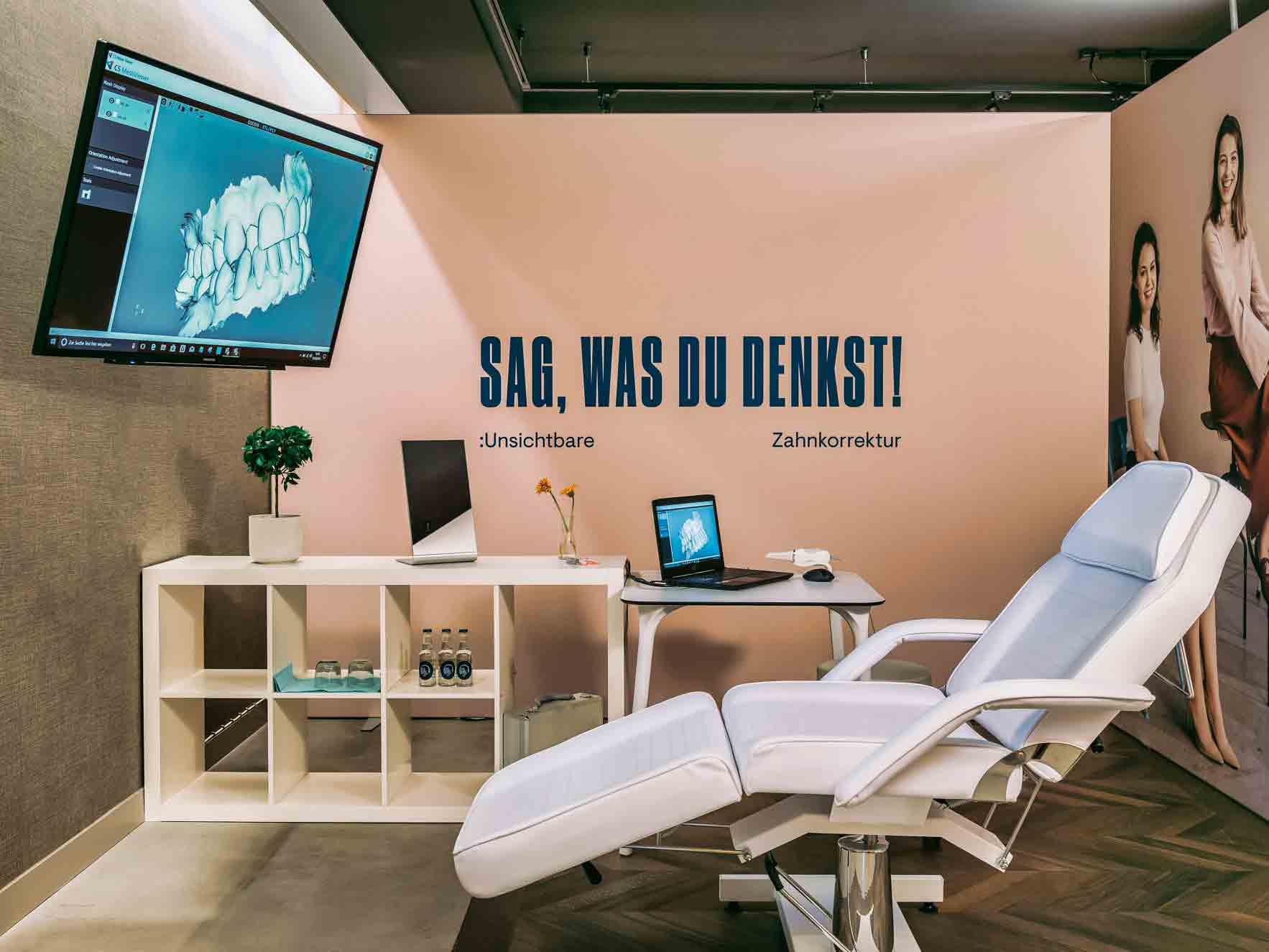 Innovative Methode für Zahnkorrektur in jedem Alter copyright: :beyli GmbH