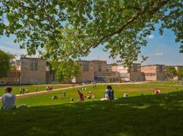 Die Kölner Uni feiert 100. Geburtstag mit einem großen Jubiläumsprogramm. copyright: KölnTourismus GmbH / Axel Schulten