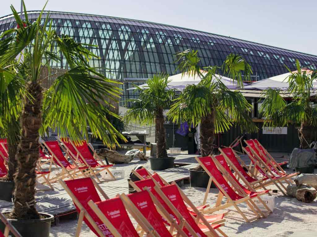 Ausspannen, Abschalten und den Sommer in der Stadt genießen copyright: CityNEWS / Alex Weis