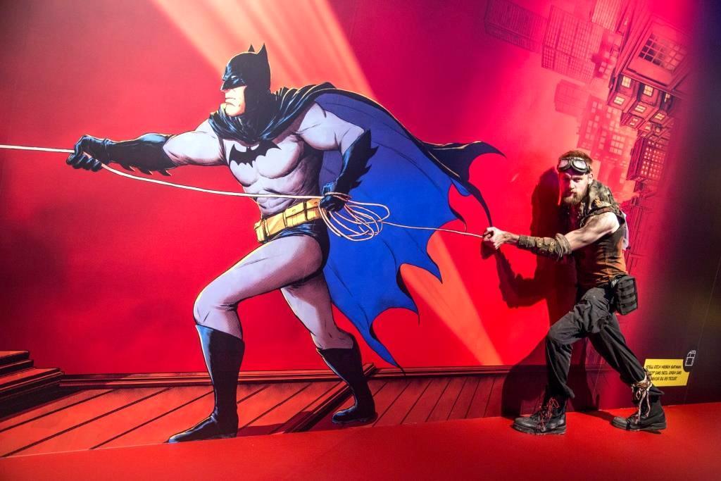 Die Helden der Kindheit zu Gast auf der CCXP Cologne 2019 in Köln copyright: Koelnmesse GmbH / Harald Fleissner