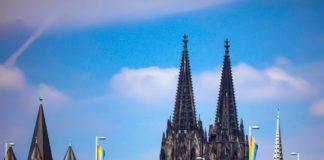 Köln im Zeichen des Regenbogens: ColognePride 2019 startet copyright: CityNEWS
